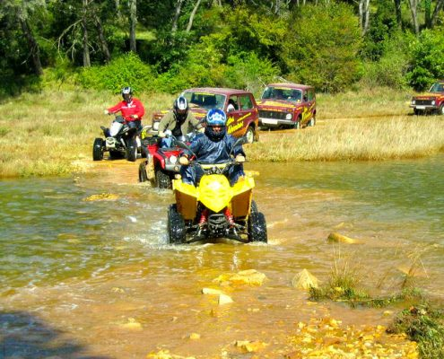 quad bikes and jeeps in istria tourism