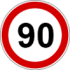 top speed 90 croatia road